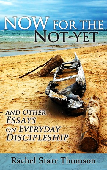 Now for the Not-Yet: And Other Essays on Everyday Discipleship