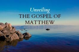 Gospel of Matthew Series